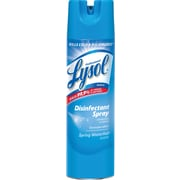 Professional Lysol® Disinfectant Spray, Spring Waterfall, 19 oz., 12/Pack