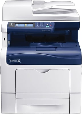 Xerox WorkCentre 6605/N Color Laser All-in-One Printer