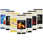 Lindt Excellence Chocolate Bars, 12 Bars/Box