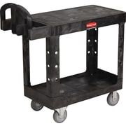 "Rubbermaid® Flat-Shelf Cart, 33"" x 19"" x 38"""