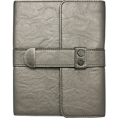 Nicole Miller Slim Portfolio Case for Kindle Fire 2, Silver