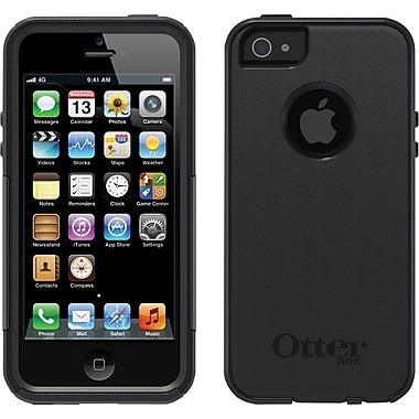 OtterBox Commuter Series iPhone 5/5S (Black)