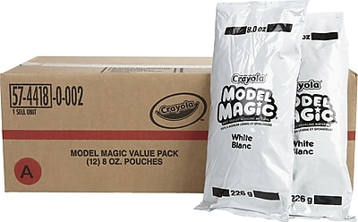 Crayola® Model Magic®, 6lbs., White Value Pack