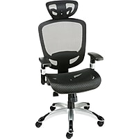 Staples Hyken Technical Mesh Task Chair (Black)