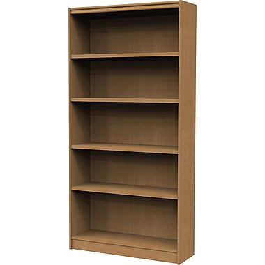 Star Commercial Quality Bookcase, 72