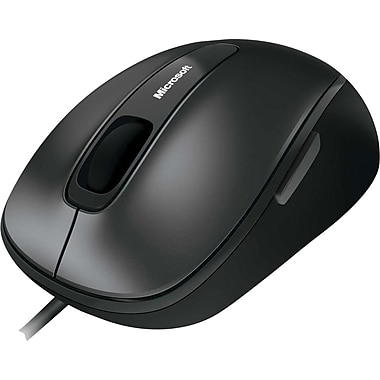 Microsoft® Comfort Mouse 4500, Black
