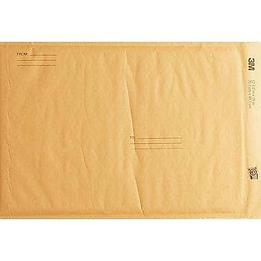 Scotch™ Kraft Bubble Mailers 8-1/2
