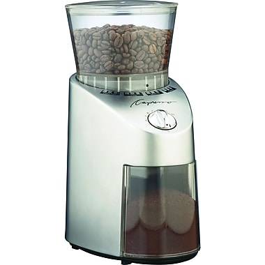Capresso Infinity Commercial Grade Conical Burr Coffee Grinder