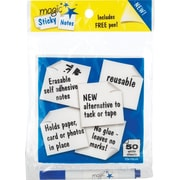 Magic Whiteboards™ Magic Sticky Notes 50/ct