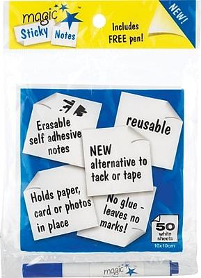 Magic Whiteboard Products Magic Mini Sheets - Pad