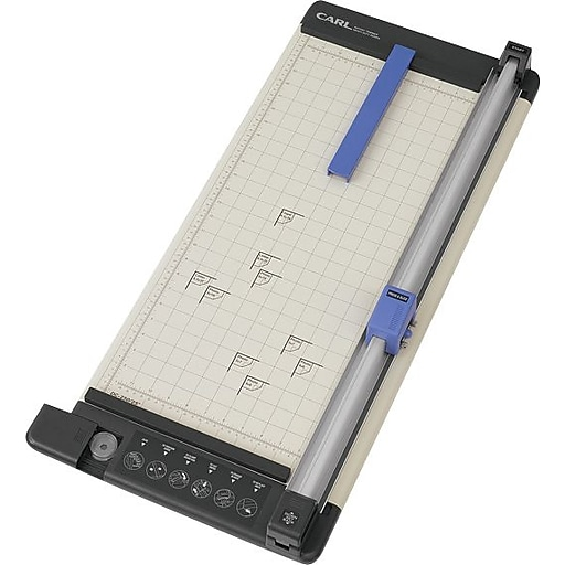 Carl 25 heavy duty rotary paper trimmer 30 sheet capacity gray httpsstaples 3ps7is malvernweather Gallery
