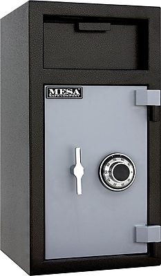 Mesa™ 1.4 Cubic Ft. Depository Safe with Combination Lock with Standard Delivery