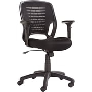 Alera® OIF Eikon Swivel/Tilt Mesh Task Chair, Black
