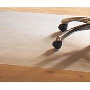 "Mammoth Office Products 46""W x 60""L PVC Chair Mat for Hard Floor Rectangular (V4660RHF)"