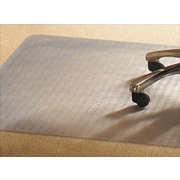 "Mammoth Office Products 46""W x 60""L PVC Chair Mat for Standard Pile Carpet Rectangular (V4660RSP)"