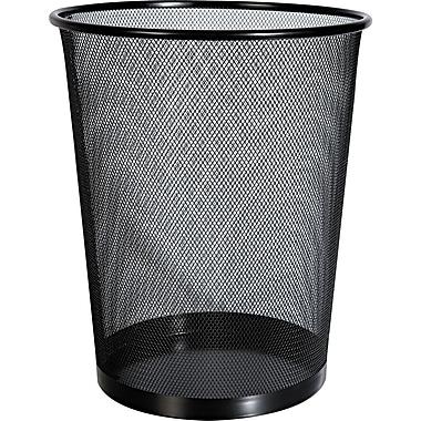 Universal Mesh Wastebasket, 14 1/8