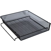 "Universal Stackable Front Load Tray, 2 3/4"" H x 10 3/4"" W x 13"" D"