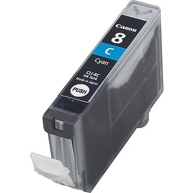Canon® – Réservoir d'encre CLI-8, cyan (621B002AA)
