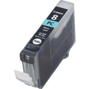 Canon® CLI-8 Photo Cyan Ink Tank (624B002AA)