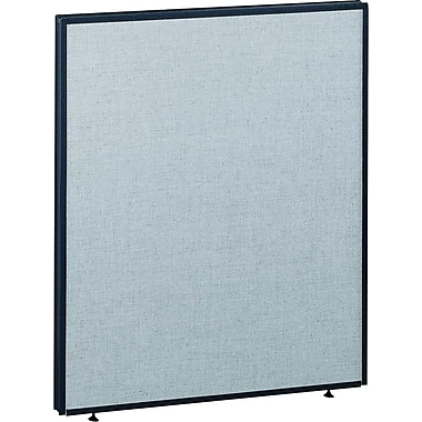 "Bush® ProPanel Collection Privacy Panel, 42"" x 36"", Light Grey"