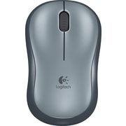 Logitech M185 Wireless Optical Mouse, Black (910-002225)