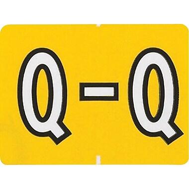 Oxford® Datafile® Compatible Alpha Label,