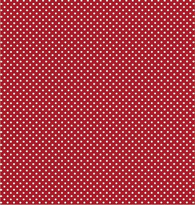 Red Swiss Gift Wrap