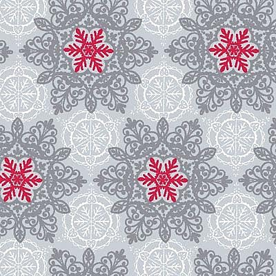 Christmas Lace Gift Wrap