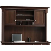 Sauder Palladia Collection Large Hutch, Select Cherry