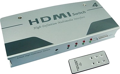 Commutateurs HDMI