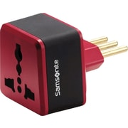 Samosnite Grounded Adapter Plug, Italy
