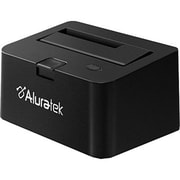 "Aluratek USB 3.0 SuperSpeed 2.5"" / 3.5"" SATA Hard Drive Docking Enclosure"