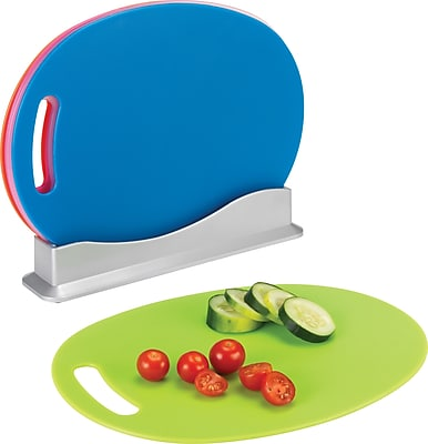 5-Piece Cutting Board Set