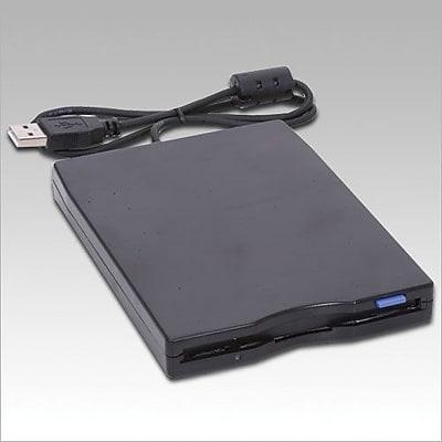 Sabrent SBT-UFDB 1.44MB External USB 2X Floppy Disk Drive (Black)