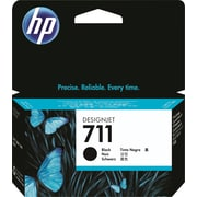 HP 711 Black Ink Cartridge (CZ129A), 38ml