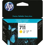 HP 711 Yellow Ink Cartridge, Standard (CZ132A)