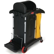 Rubbermaid® HYGEN High Security Cleaning Cart