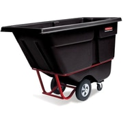 Rubbermaid® 1-Cubic-Foot Tilt Truck, Standard-Duty
