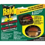 Raid® Ant Baits, Double Control