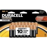 Duracell® Coppertop® AA Alkaline Batteries, 20/Pack
