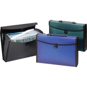 Pendaflex® File Express, Geo Poly Carry Case, Legal Size