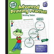 LeapFrog Advanced Printing Practice Writing Tablet, 80 Sheets/Pad