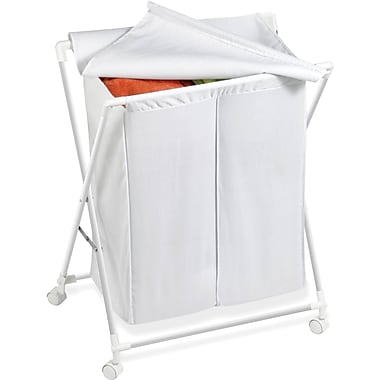 Honey Can Do Double Folding Hamper