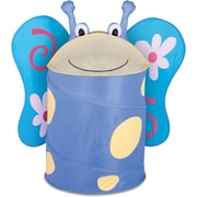 Honey Can Do® Kid's Pop-Up Hamper, Butterfly