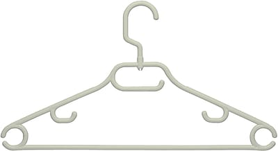 Honey Can Do 18 Pack 52 gram Hanger, Swivel, 18/Pack