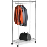 Honey Can Do Urban Garment Rack, Heavy duty chrome
