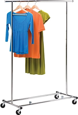 Honey Can Do Collapsible Commercial Garment Rack