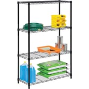 Honey Can Do 4-Tier 250lb. Capacity Shelving Units