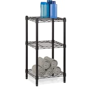 Honey Can Do® 3-Tier Modular Stacking Shelf, Black