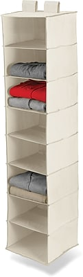 Honey Can Do 8 Shelf Hanging Organizer, Beige (SFT-01253)